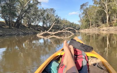 Reflections from the river – A shared journey from Seymour to Shepparton – Alice Hardinge